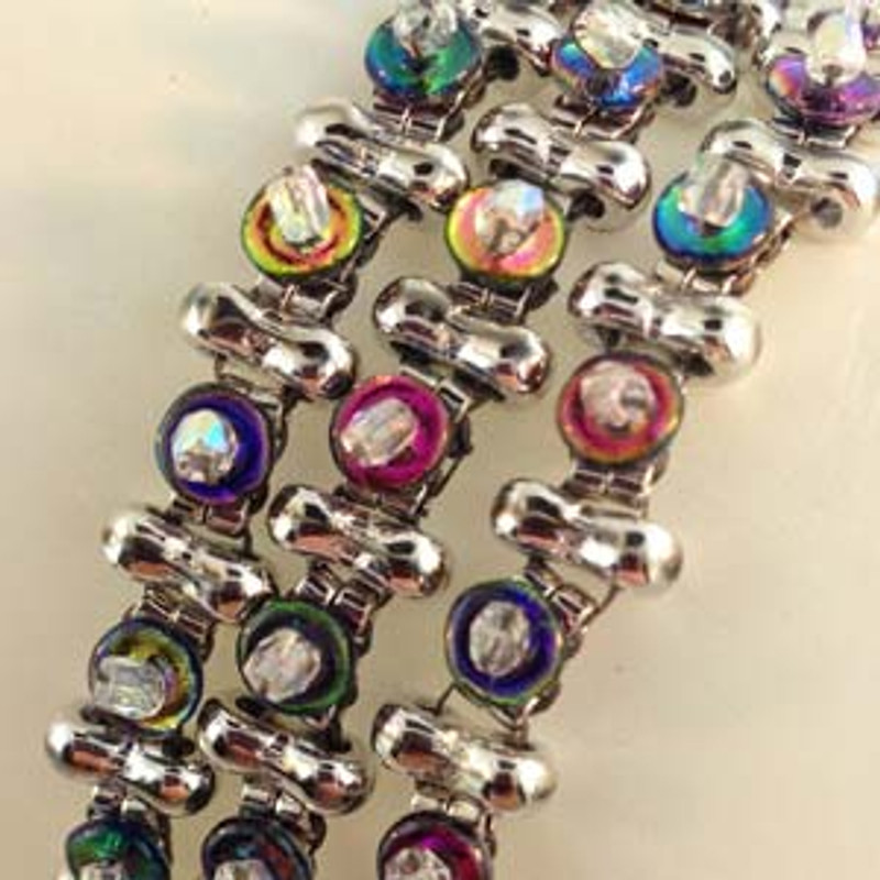 IT'S A WRAP BRACELET Free Jewelry Making Project complements of Bead Smith(R)