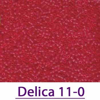 Miyuki 11/0 Delica 700 Colors