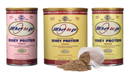 Whey To Go Recipes