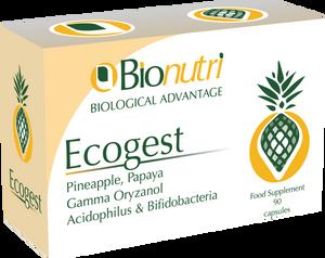 Bionutri Ecogest 90 Capsules