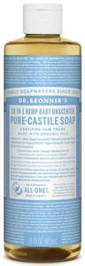 Dr Bronner's 18-In-1 Baby Pure Castile Liquid Soap 473ml