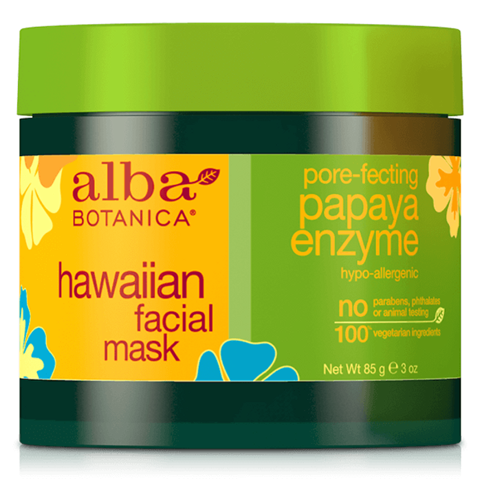 Alba Botanica Natural Hawaiian Facial Mask Reviews