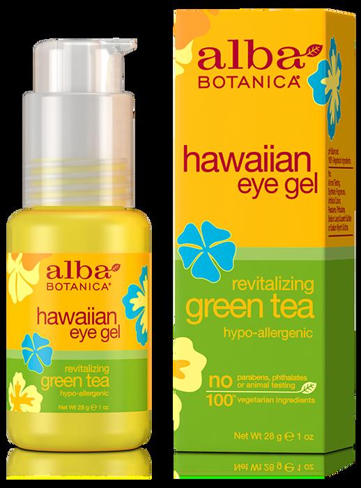 Alba Botanica Natural Hawaiian Revitalizing Green Tea Eye Gel