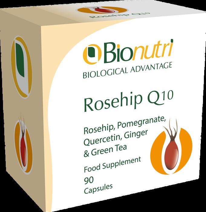 Bionutri Rosehip Q10 90 Capsules