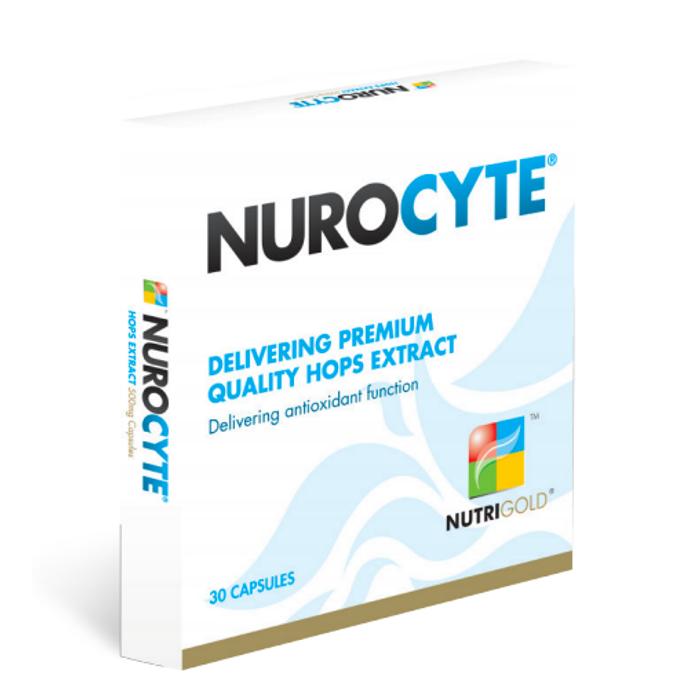 NutriGold Nurocyte 30 Capsules