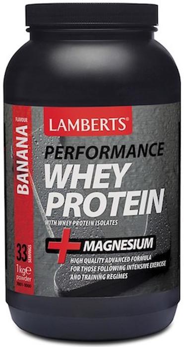 Lamberts Whey Protein Banana 1000g