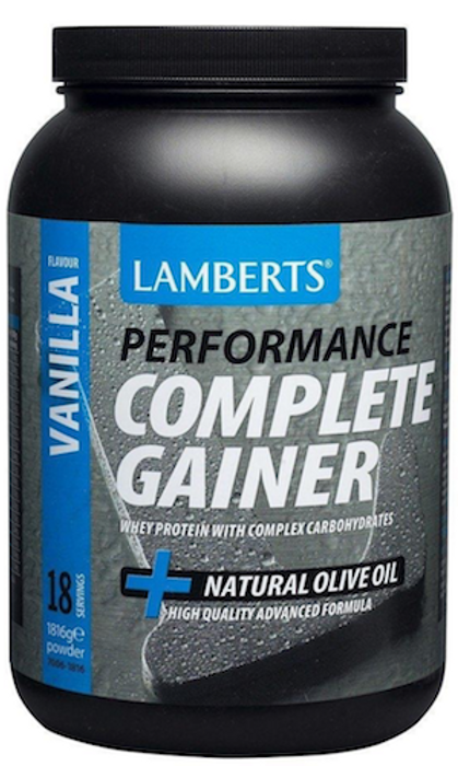Lamberts Complete Gainer Vanilla 1816g