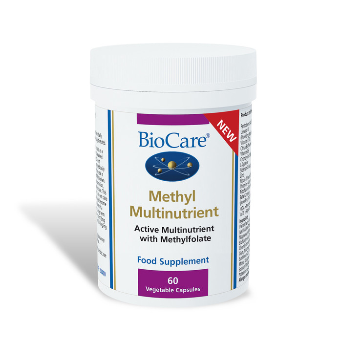 BioCare Methyl Multinutrient 60 Capsules