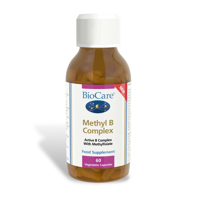 BioCare Methyl B Complex 60 Capsules