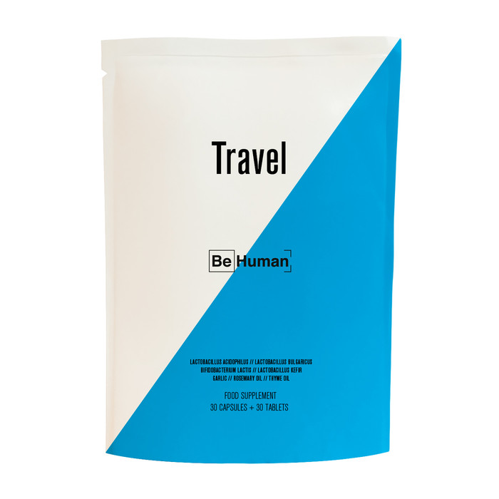 Be Human Travel 30 Capsules + 30 Tablets