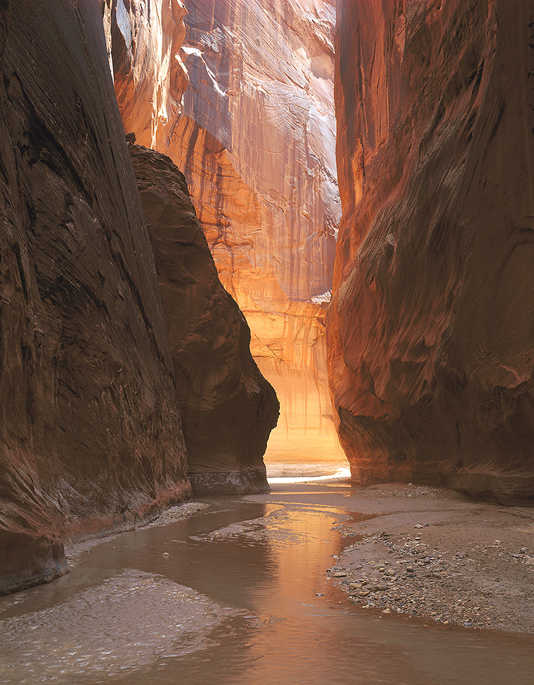 Paria Canyon Confluence