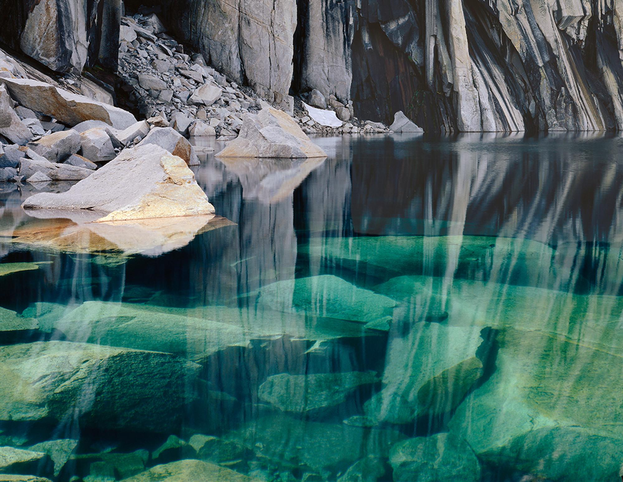 Precipice Lake Vern Clevenger Photography