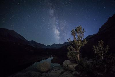 The Milky Way / Bear Creek Spire