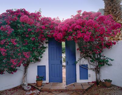 Villa Mirage Doorway
