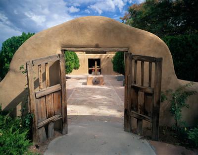 El Santuario de Chimayo'