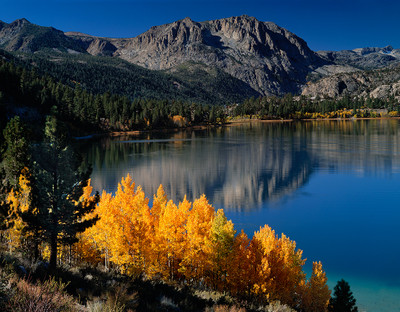 June Lake and Carson Peak