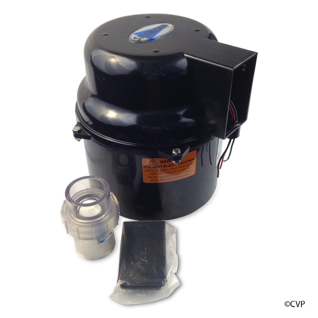 Silencer Air Blower : Air blowers blower hp v silencer