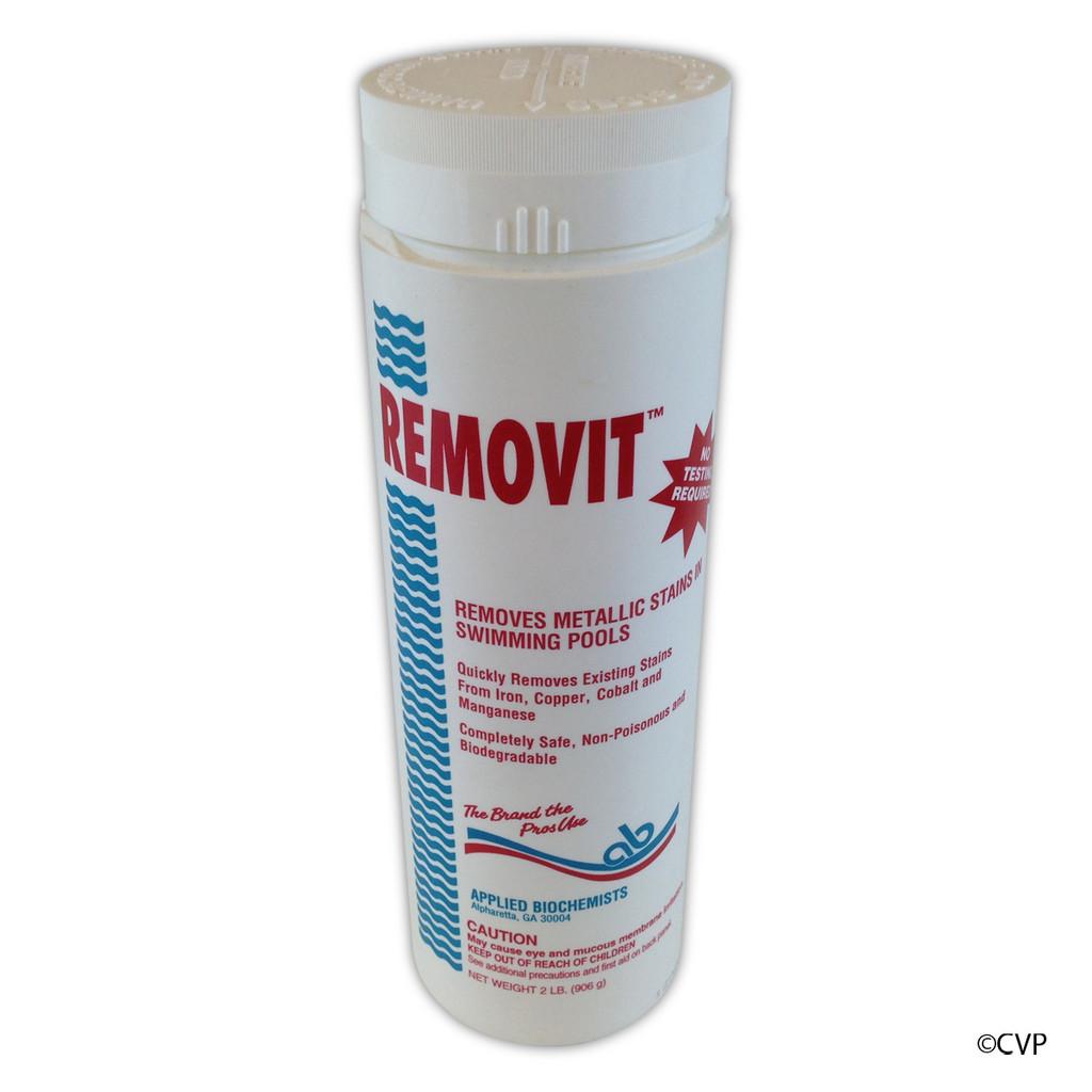 APPLIED BIO CHEMICALS | 2# REMOVIT | 2 POUND | 400500A