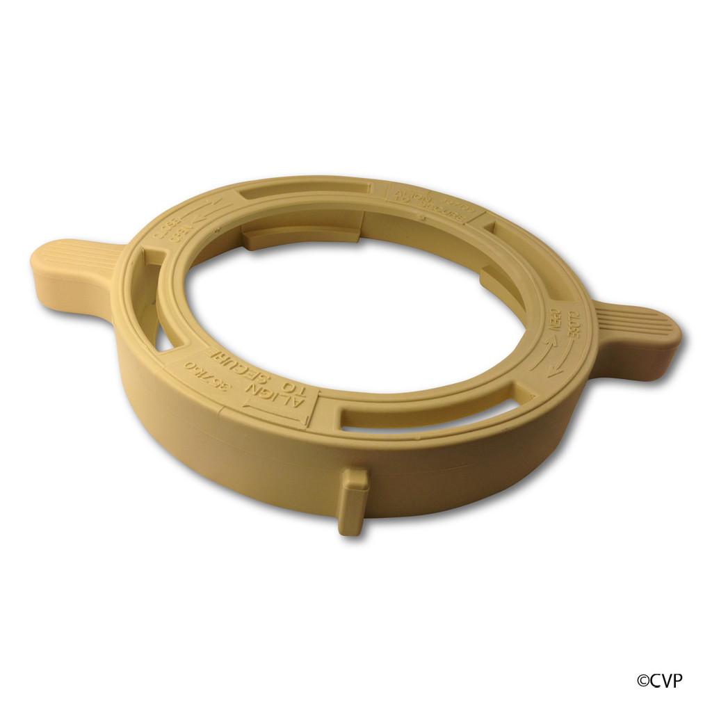 Pentair | IntelliFlo  VF High Performance Pump | INTELLIFLO Variable Speed Pump | WhisperFlo High Performance Pump | IntelliFlo VS+SVRS Variable Speed Pumps | Clamp cam & ramp WF almond | 357199