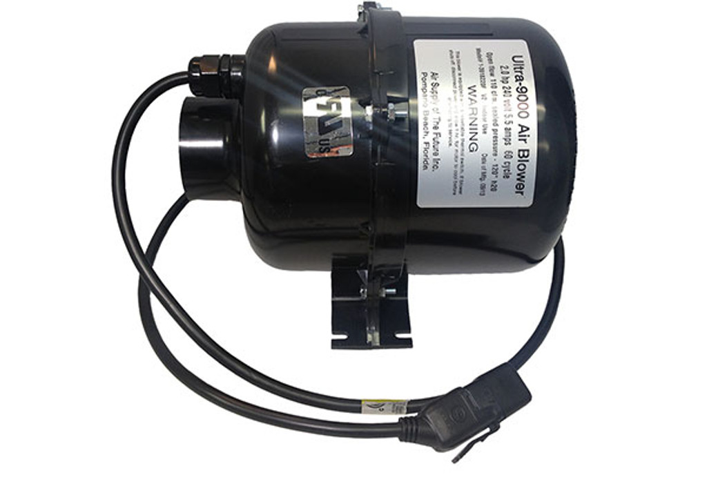 Air Supply of the Future   BLOWER   2.0HP 240V WITH IN.LINK ULTRA 9000   3918220F