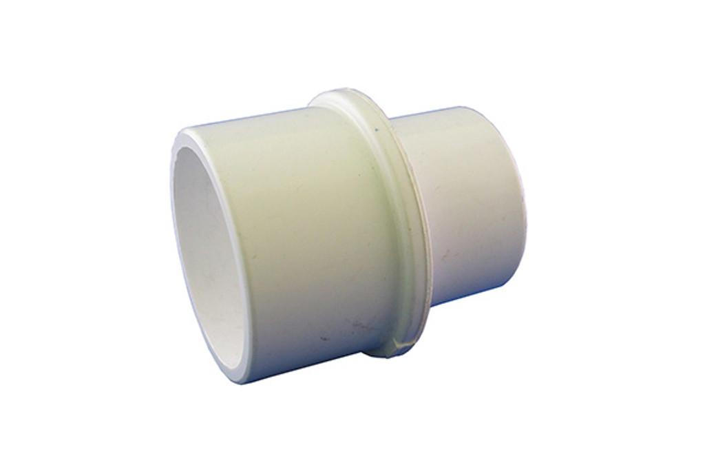 "Waterway | PVC REDUCER ADAPTER | 2"" SPIGOT X 1-1/2"" SPIGOT | 421-1000"
