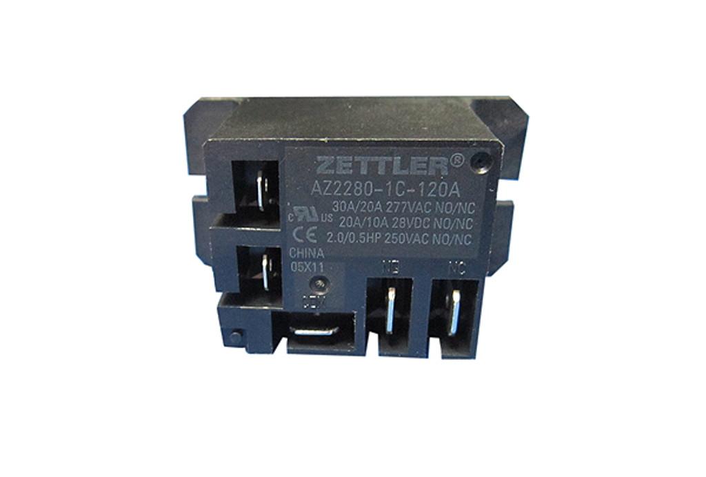 American Zettler | RELAY | 120VAC SPDT 20A FLANGE MOUNT | AZ2280-1C-120A