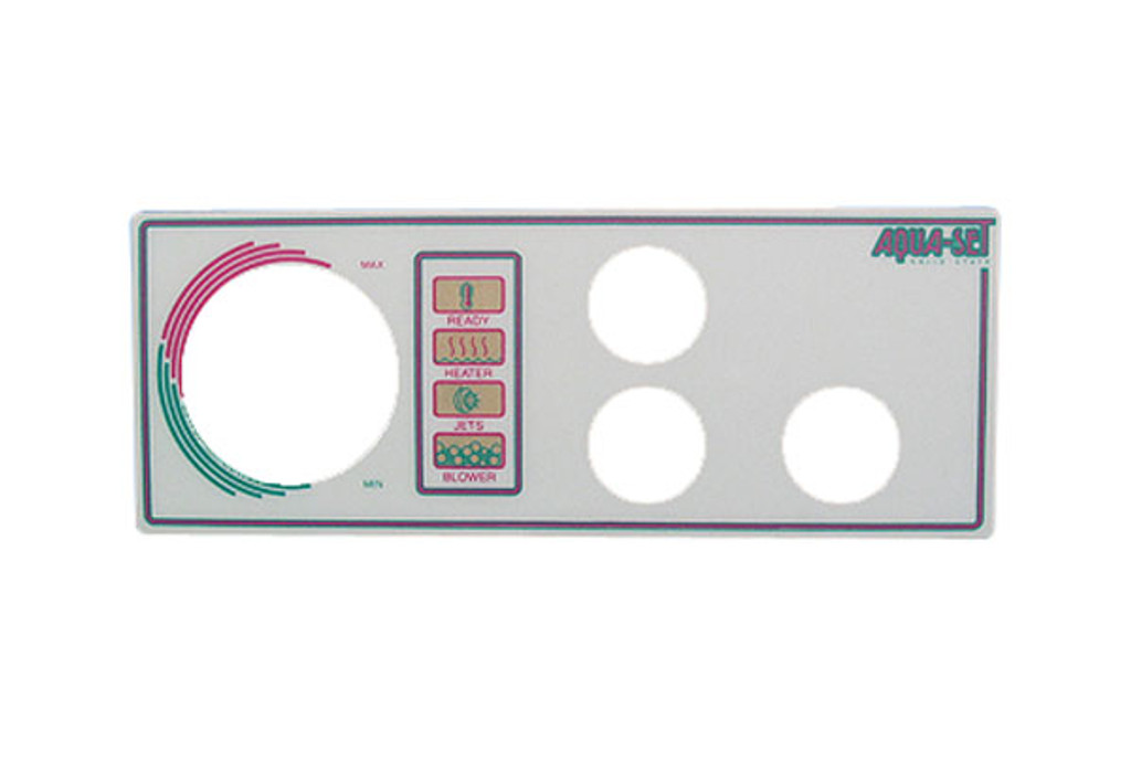Allied Innovations | OVERLAY | AQUA-SET - 4001/4002 - 3-BUTTON | 930243-401