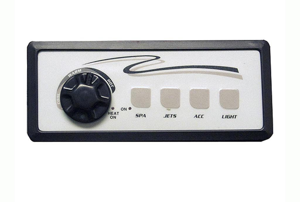 Brett Aqualine 24-3100-25 Spa Side BL-S-25 Control
