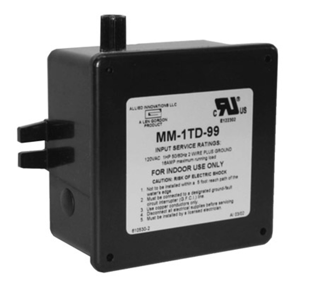 Allied Innovations | CONTROL | MM-1TD-99 10MIN, 120V-1HP WITHOUT BUTTON | 910530-001