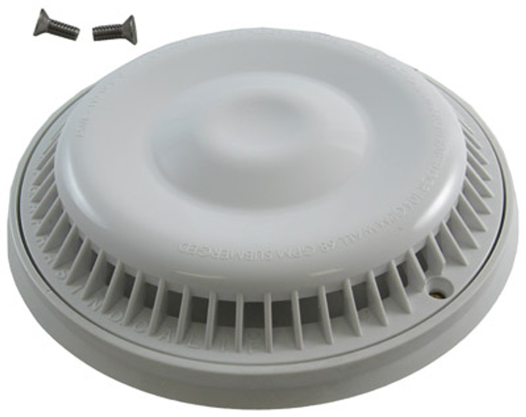 """AFRAS   7.875"""" DIAMETER RING AND COVER - GPM FLOOR 104/WALL 68 - DK GRAY   11064VGBDG"""