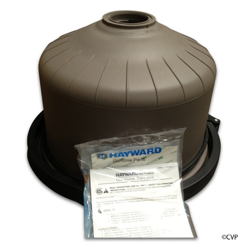 Hayward | SwimClear | Pro-Grid | Pro-Grid Vertical Grid | Upper Filter Body with Clamp C4030 | DEX4820BTC