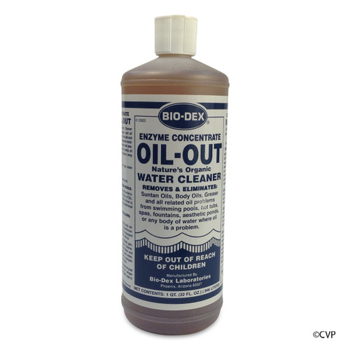BIO-DEX CHEMICALS | 1 QUART OIL OUT | OO132