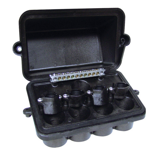 INTERMATIC | POOL & SPA LIGHT JUNCTION BOX | (4 LIGHTS CAP) 5 HOLE | PJB4175