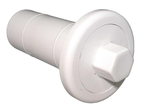 ALLIED INNOVATIONS TUBING AND AIR BUTTONS | LITE TOUCH #4 GUNITE WHITE SLIP BUTTON | 950410-000