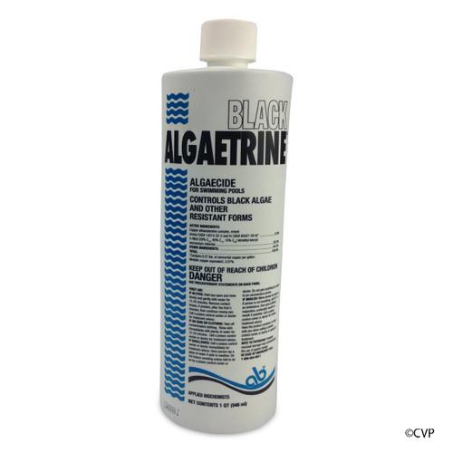 APPLIED BIO CHEMICALS   1 QUART BLACK ALGAETRINE   406303