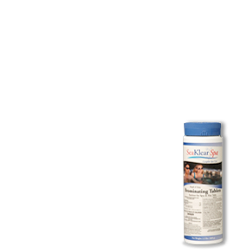 SEAKLEAR | 1.5# BROMINE TABS | SEA-KLEAR SPA | 1140001