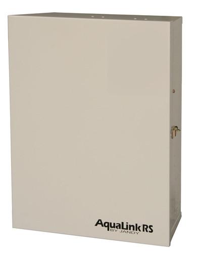 JANDY | PURELINK SUB PANEL POWER CENTER 7-14 BLADE | 12 Breaker Base with Salt Water Chlorinator | 6614AP-L (6614AP-L)