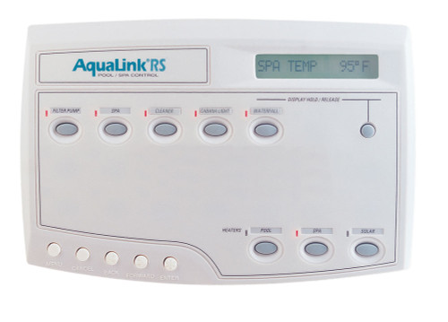JANDY | AQUALINK RS SYSTEM LEVEL PS6 | RS 6 Pool and Spa | RS-PS6 (RS-PS6)