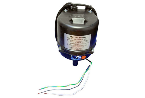 Sundance Spas | AIR BLOWER ASSEMBLY | 1.0HP, 240V, THERM-PROTECTED | 6500-148