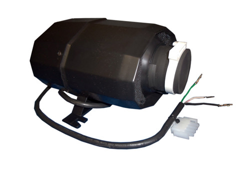 HydroQuip Blower 1HP, 120V, w/ 4-PIN Amp Connector | 994-55002-7A-S