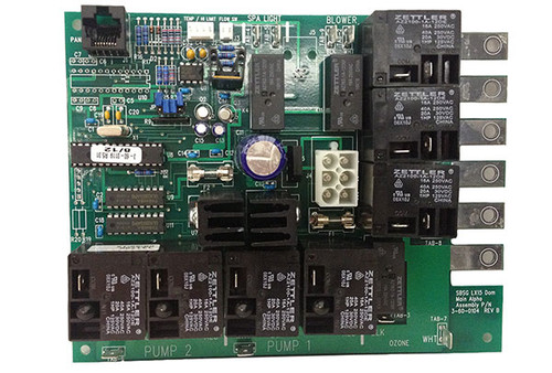 Allied Innovations | PCB | LX-15 ALPHA REV 5.31 | 9920-200972