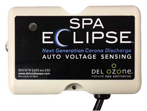 Del Ozone | OZONATOR | DEL PURE UNIVERSAL WITH AMP PLUG ADVANCED PLASMA GAP TECHNOLOGY | APG-U-DP-06