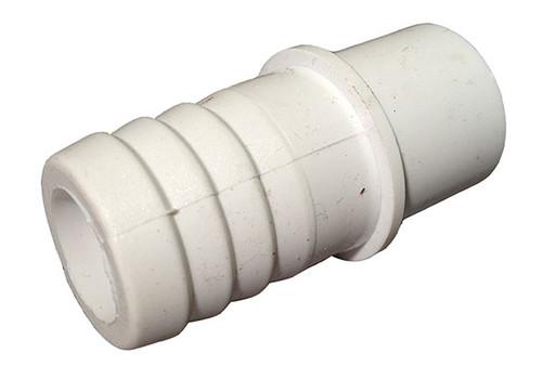 "Waterway | PVC ADAPTER | 1/2"" SPIGOT X 3/4"" RIBBED BARB | 425-1000"