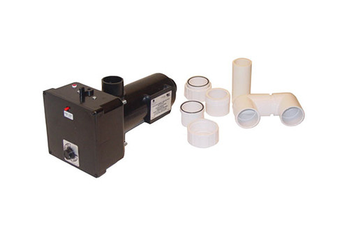 Allied Innovations | HEATER ASSEMBLY | HT-1 EM-301 WITH PLUMBING / HI-LIMIT / THERMOSTAT | 22-1303-R00-211