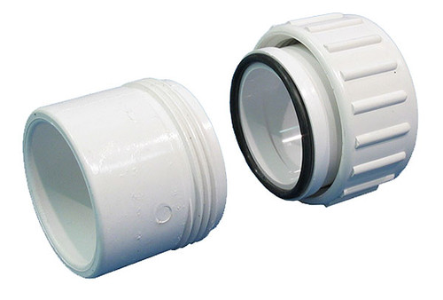 "Gecko Alliance | PUMP UNION |  1-1/2"" SLIP X 1-1/2"" SLIP 