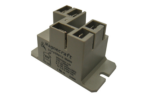 Tyco Electronics | RELAY | 120VAC SPDT 20A T91 | W9AS5A52-120