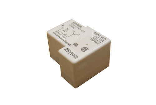 Omron | RELAY | PCB 12VDC SPDT 15A | G8P-114P-USDC12 T9AS1D12-12