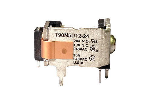 Tyco Electronics | RELAY | PCB 24VDC SPST 20A | T90N5D12-24