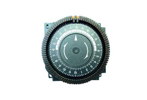 Diehl Time Clock | TIME CLOCK | 110V - SPDT - 24-HR - 5-LUG | TA4079