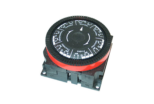 Diehl Time Clock | TIME CLOCK | 120V - SPST - 60HZ - 7-DAY | TA4073